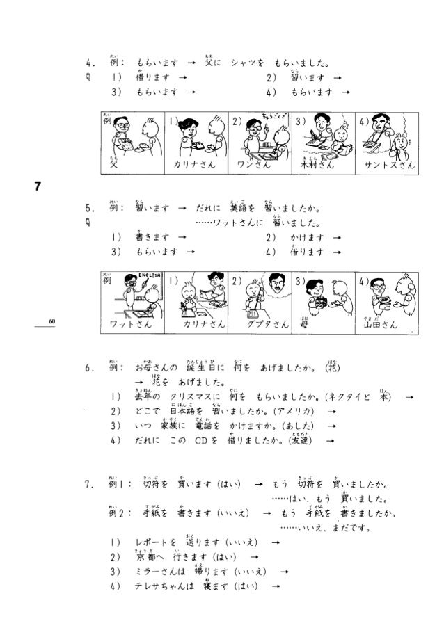 Minna No Nihongo I Honsatsu
