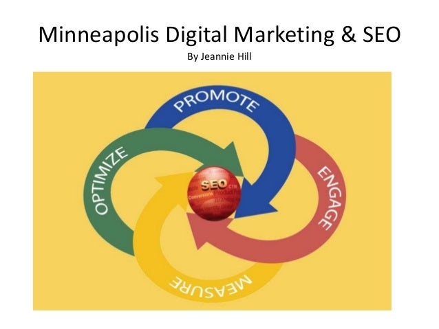 Minneapolis Digital Marketing & SEO By Jeannie Hill