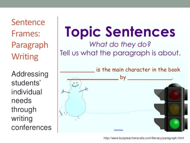Sentence Frames from Two Perspectives