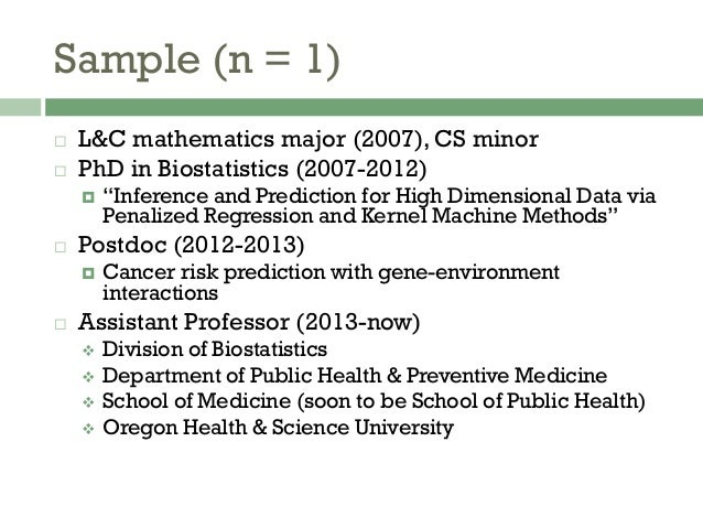 Math, Stats and CS in Public Health and Medical Research Slide 3