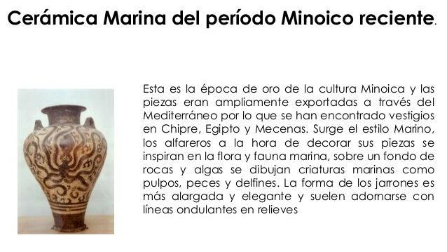 Cultura minoicos for Origen de la ceramica