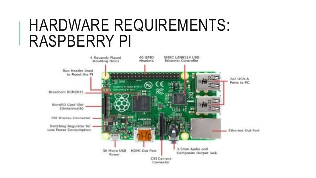Minor on Face Recognition System using Raspberry Pi