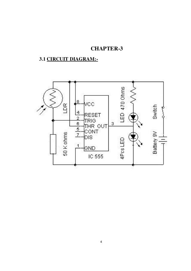 Street Lighting Circuit Wiring Diagram : 38 Wiring Diagram