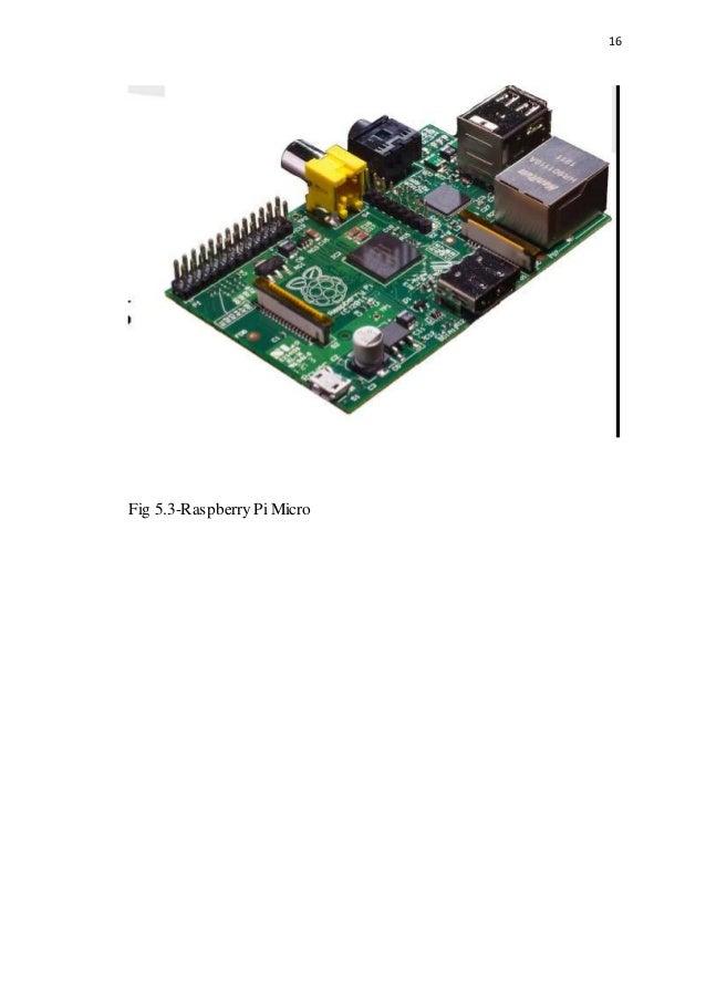Soil Fertility Tester Using raspberry Pi (Minor project)
