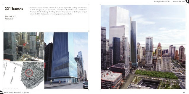 smin@gsd.harvard.edu   christinemin.com + min 22 Thames is an residential tower in FiDi that is expected to undergo constr...