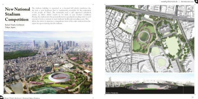 smin@gsd.harvard.edu   christinemin.com + min The stadium building is conceived as a forested hill which transforms the si...