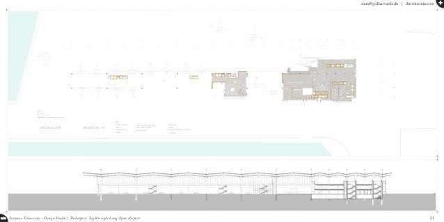 smin@gsd.harvard.edu   christinemin.com + min Syracuse University - Design Studio   'Pocketport,' Lightweight Long-Span Ai...