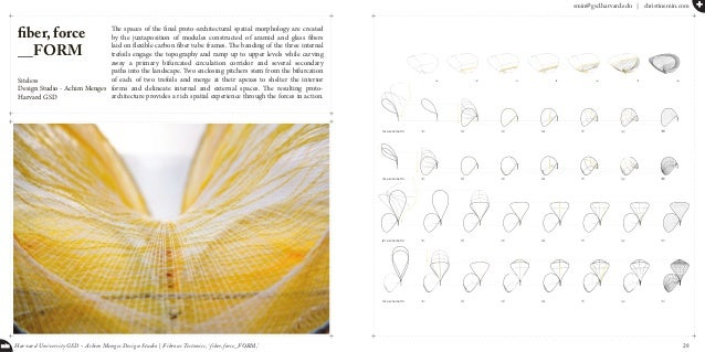 smin@gsd.harvard.edu   christinemin.com + min The spaces of the final proto-architectural spatial morphology are created b...