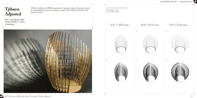 smin@gsd.harvard.edu   christinemin.com + min With the utilization of BIM and parametric design procedure, the project ana...
