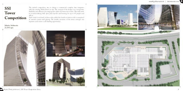smin@gsd.harvard.edu   christinemin.com + min The invited competition was to design a commercial complex that integrates w...
