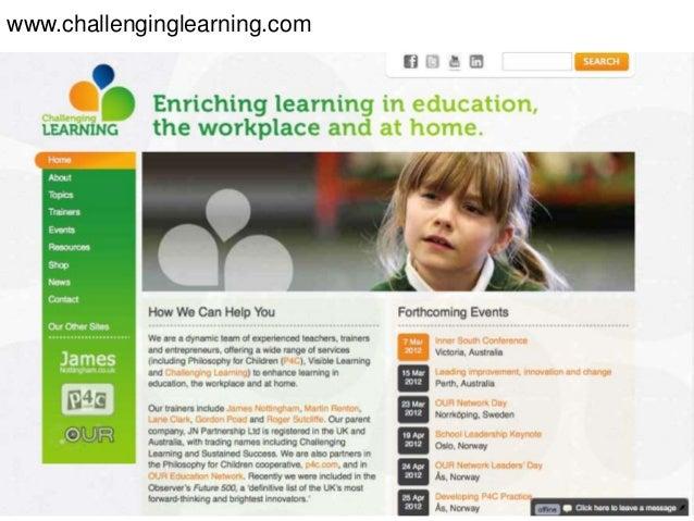 www.challenginglearning.com
