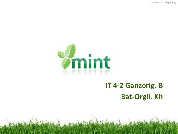 IT 4-2 Ganzorig. B Bat-Orgil. Kh