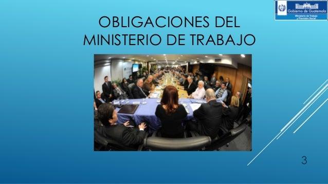 Ministerio de trabajo de guatemala for Ministerio de trabajo