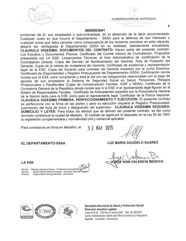 Carolina aps 2015 for Clausula suelo oficina directa