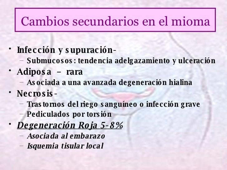 <ul><li>Infección y supuración- </li></ul><ul><ul><li>Submucosos: tendencia adelgazamiento y ulceración </li></ul></ul><ul...