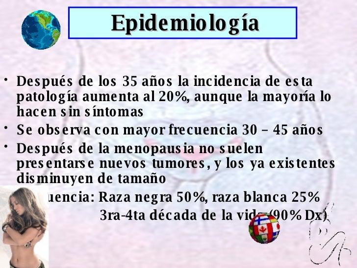 <ul><li>Después de los 35 años la incidencia de esta patología aumenta al 20%, aunque la mayoría lo hacen sin síntomas </l...