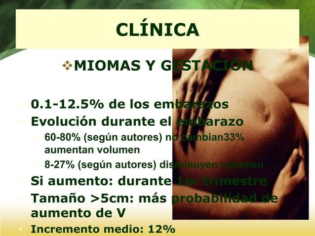 CLÍNICA  COMPLICACIONES OBSTÉTRICAS II • DOLOR – 5-15%: ingreso hospitalario – Tamaño > 5 cm – Isquemia – Leucocitosis+fi...