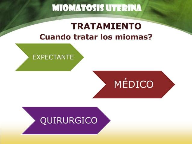 TRATAMIENTO MÉDICO Progesterona (natural, sintetica) y Progestágenos (derivados de la noretindrona y del levonogestrel): ...