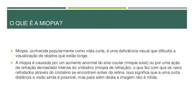 9f77ee98fc Miopia, hipermetropia e astigmatismo FQ