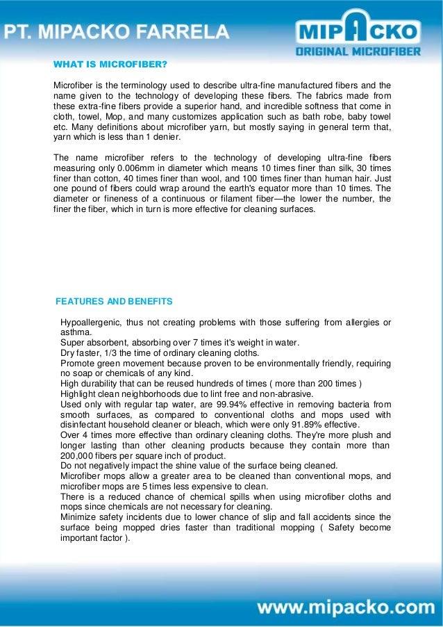 Pt. Mipacko Farrela Company Profile