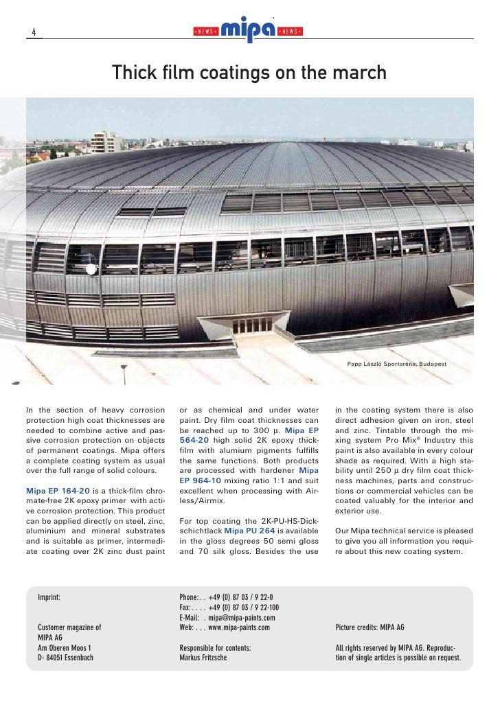 Mipa news 2012_gb