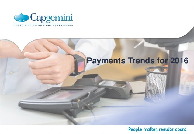 Payments Trends for 2016
