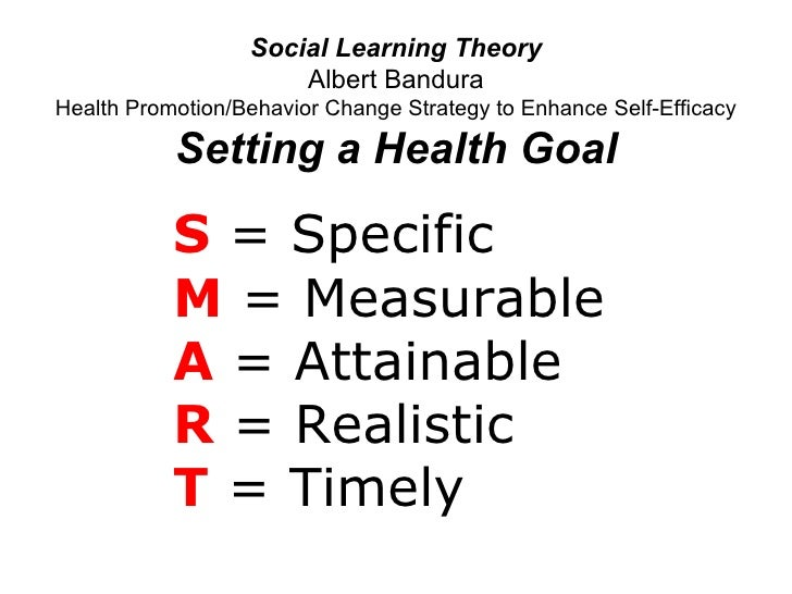 health promotion by social cognitive means albert bandura Start studying health promotion & disease prevention  albert bandura  in the health promotion by social cognitive means 2.