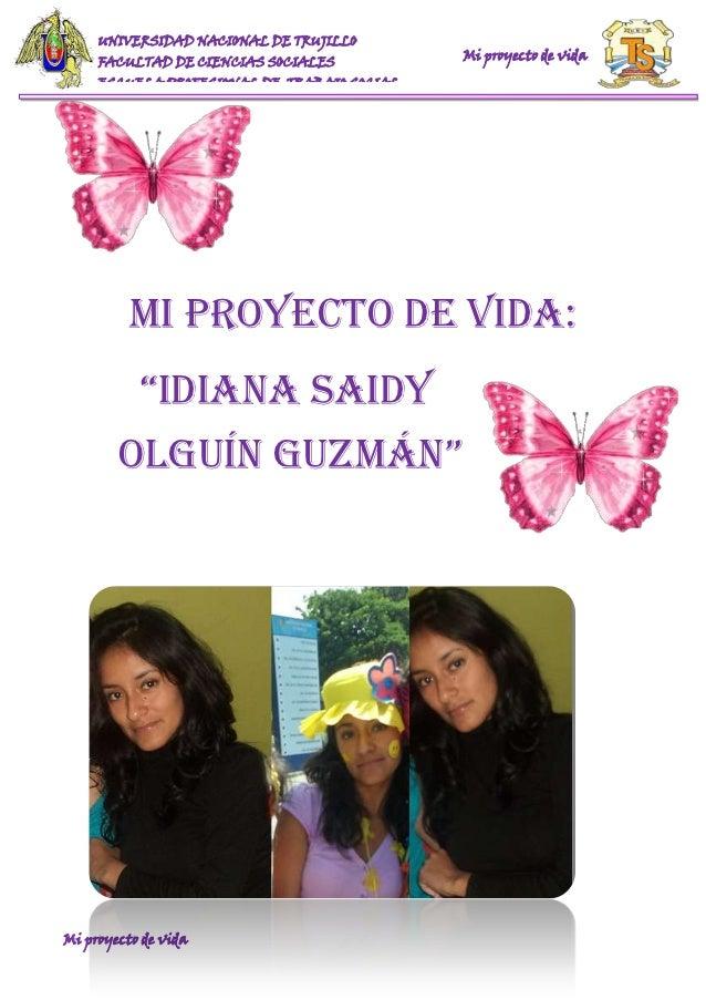 Mi proyecto de vida for Proyecto de criadero de mojarras