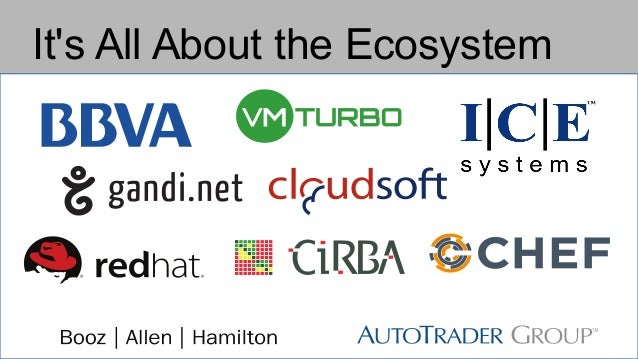 It's All About the Ecosystem