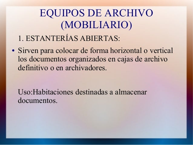 Equipos Mobiliarios Y Materiales De Oficina Of Materiales De Oficina Para Archivos