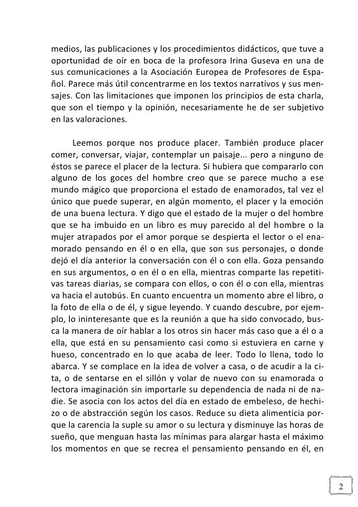 MIRADA SENTIMENTAL A LA NOVELA ESPAÑOLA Slide 2