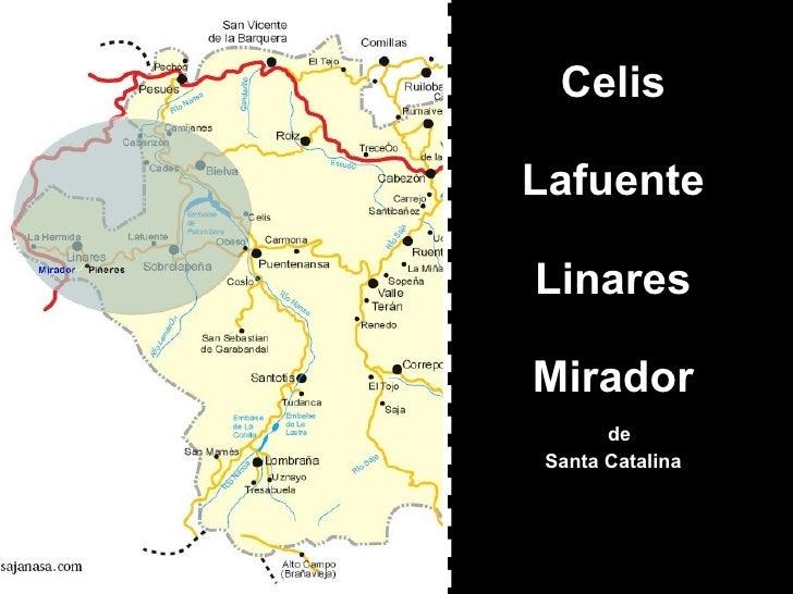 Celis Lafuente Linares Mirador   de Santa Catalina
