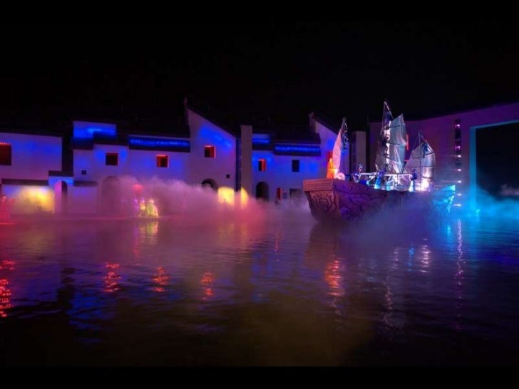 "Mirage Entertainment's ""Hongcun Aju"" Production Opens in Qishu Lake Resort, China"