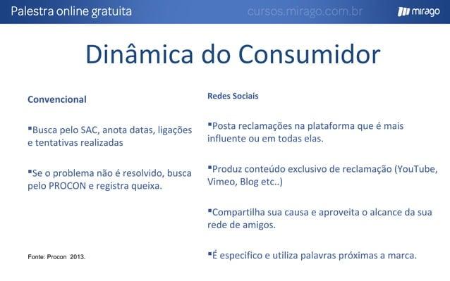 OS DESAFIOS DO SAC 2.0