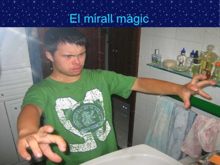 El mirall màgic