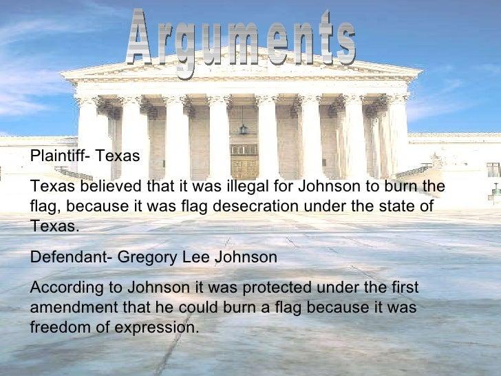 Facts and Case Summary - Texas v. Johnson