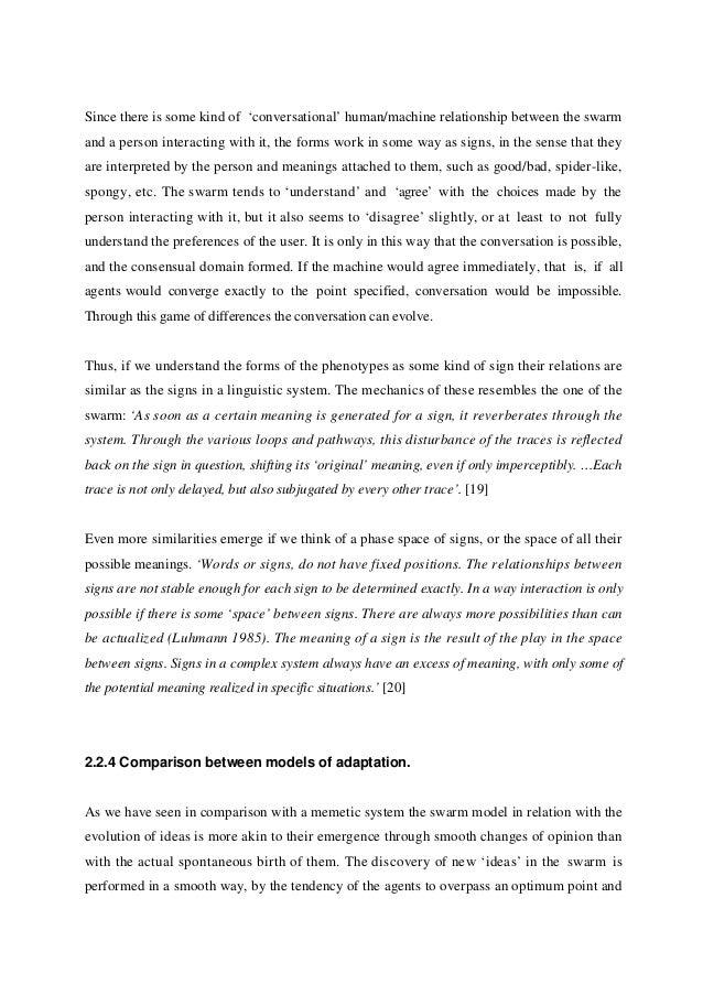 m da p swarm modelling the use of swarm intelligence to gene  19