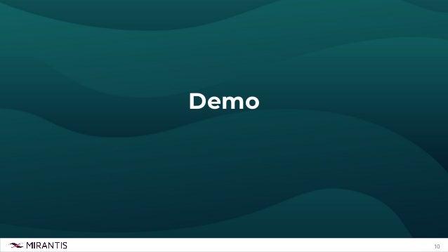10 Demo
