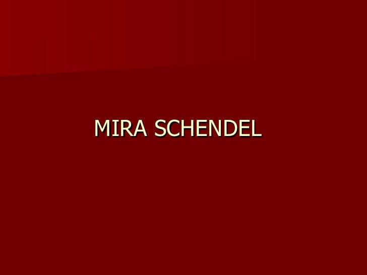 Mira Schendel 2C16