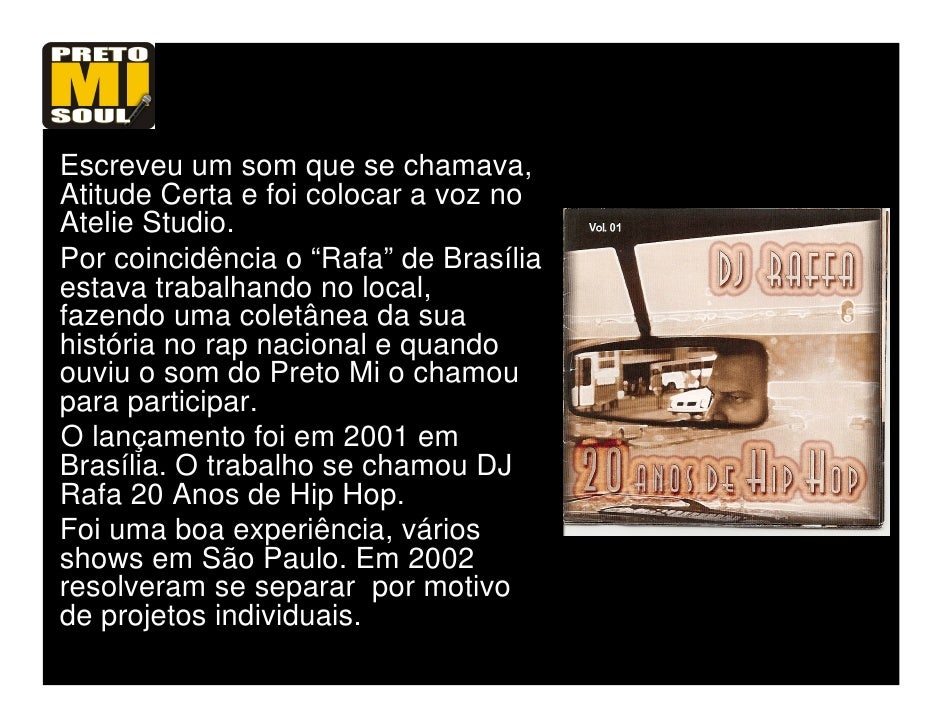 Thaide and DJ Hum O Começo 87-91