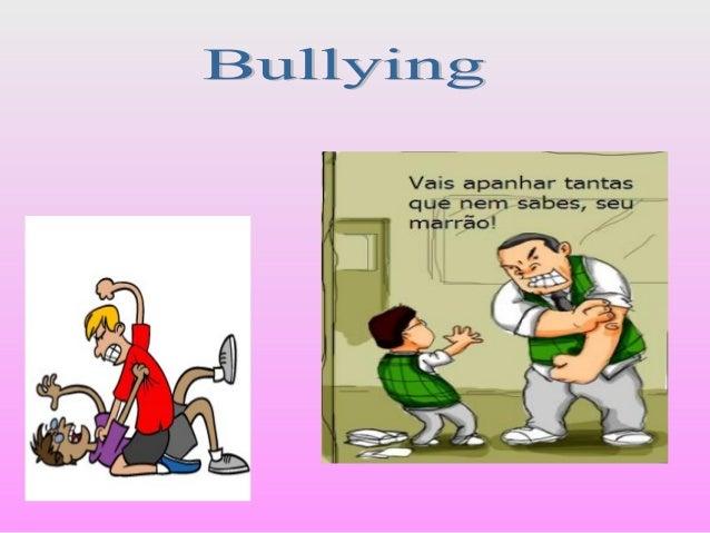 • Bulling é uma discriminação, feita por alguns cidadãos contra uma única pessoa. Mas não é uma coisa simples, que se pode...