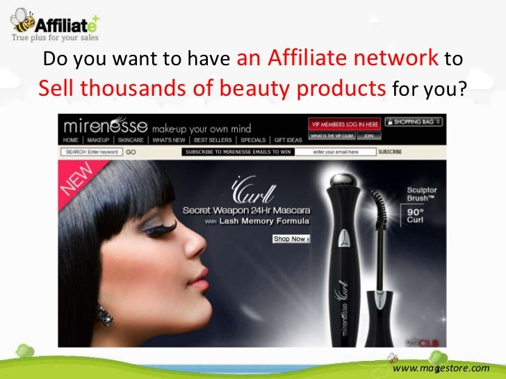 Do you want to have an Affiliate network toSell thousands of beauty products for you?                                   ww...