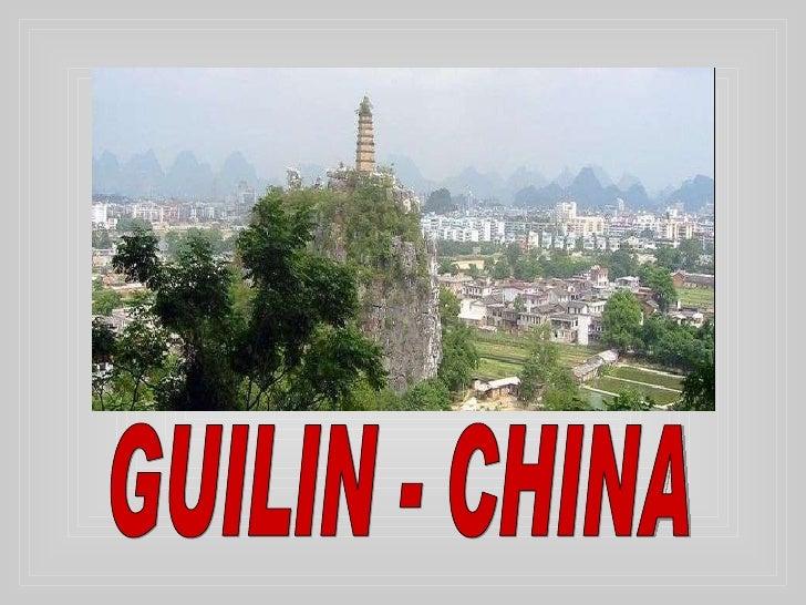 GUILIN - CHINA
