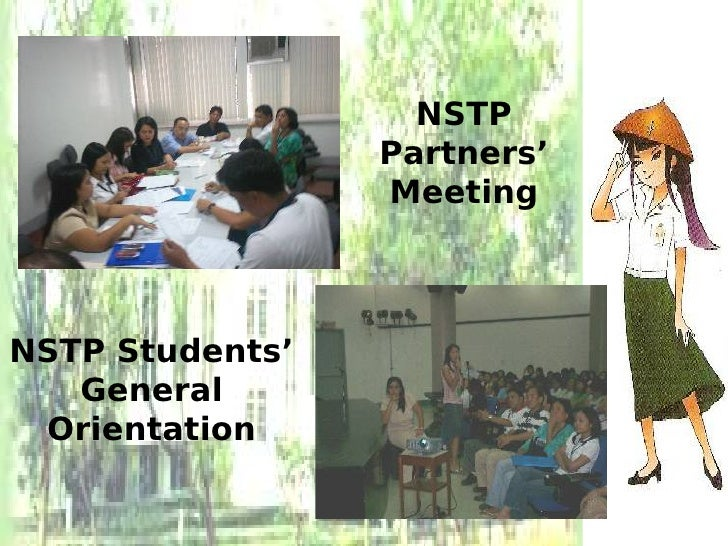 nstp evaluation The nstp common module is the core of nstp 1 in which the students learn the basic competencies they need in their community engagement  assessment / evaluation .