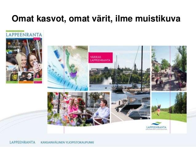 Uusiutuvan Energian Käyttö Kasvaa Lappeenrannassa - Motiva