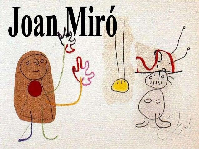 Joan Miró             SLIKAR             KIPAR            KERAMIČAR