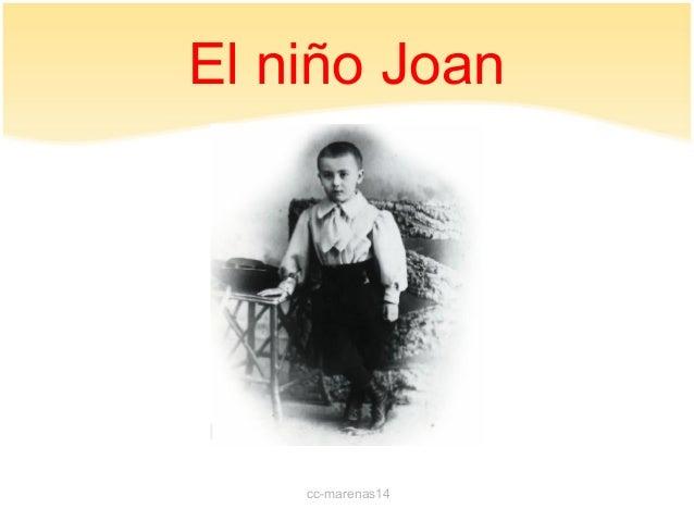 El niño Joan  cc-marenas14