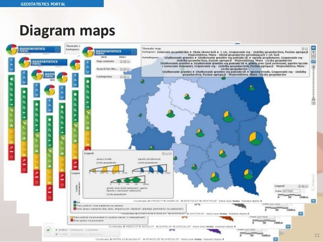 Geostatistics portal the multitool for statistics on maps diagram maps geostatistics portal 11 ccuart Images