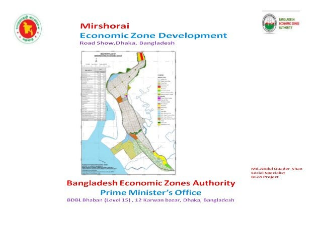 1. Why Mirshorai EZ ? 2. Background 3. Industrial Area 4. Non-Processing Area