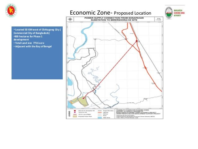 Integrated Residential Area – Proposed Location • Located close to the Bay of Bengal • A beach to the south • Longest Sea ...